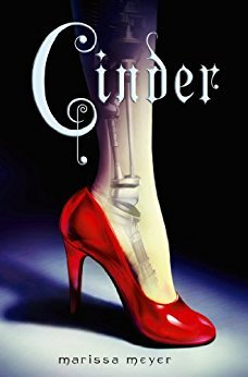 Cinder, Marissa Meyer