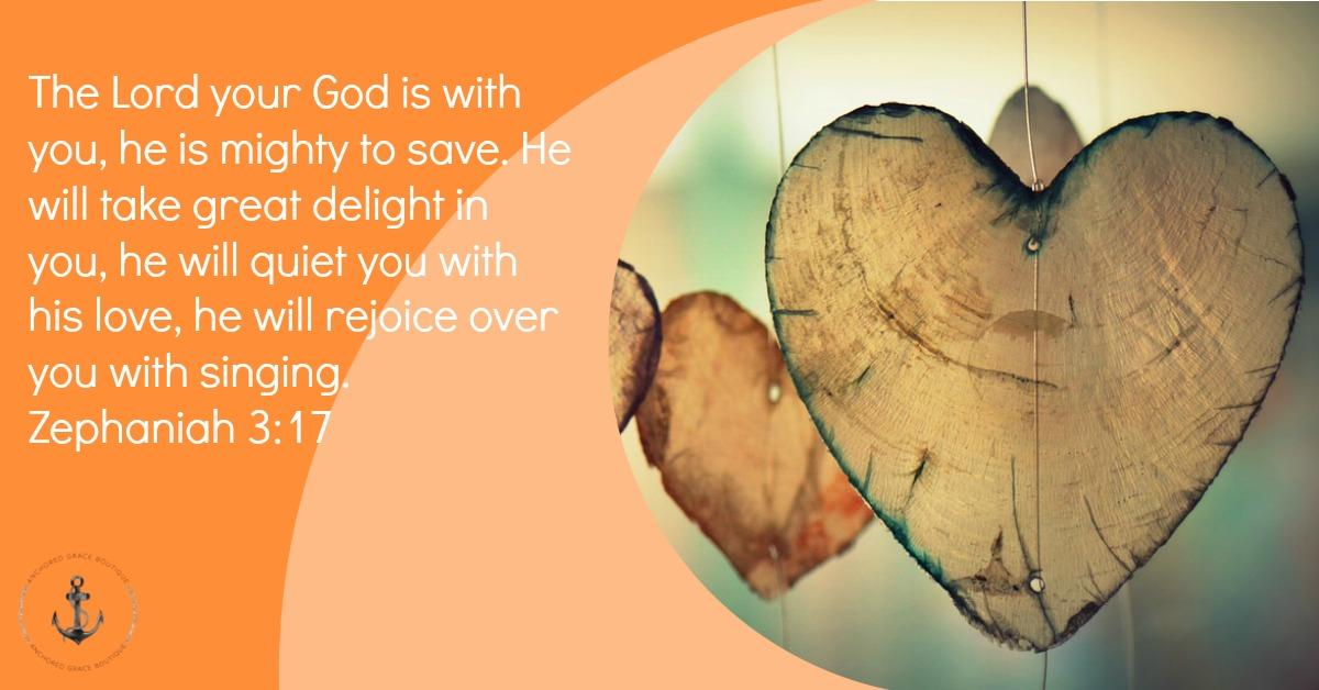 Zephaniah3:17