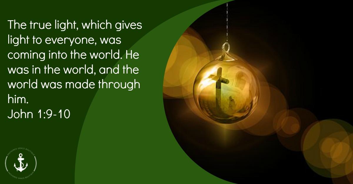 John 1:9-10