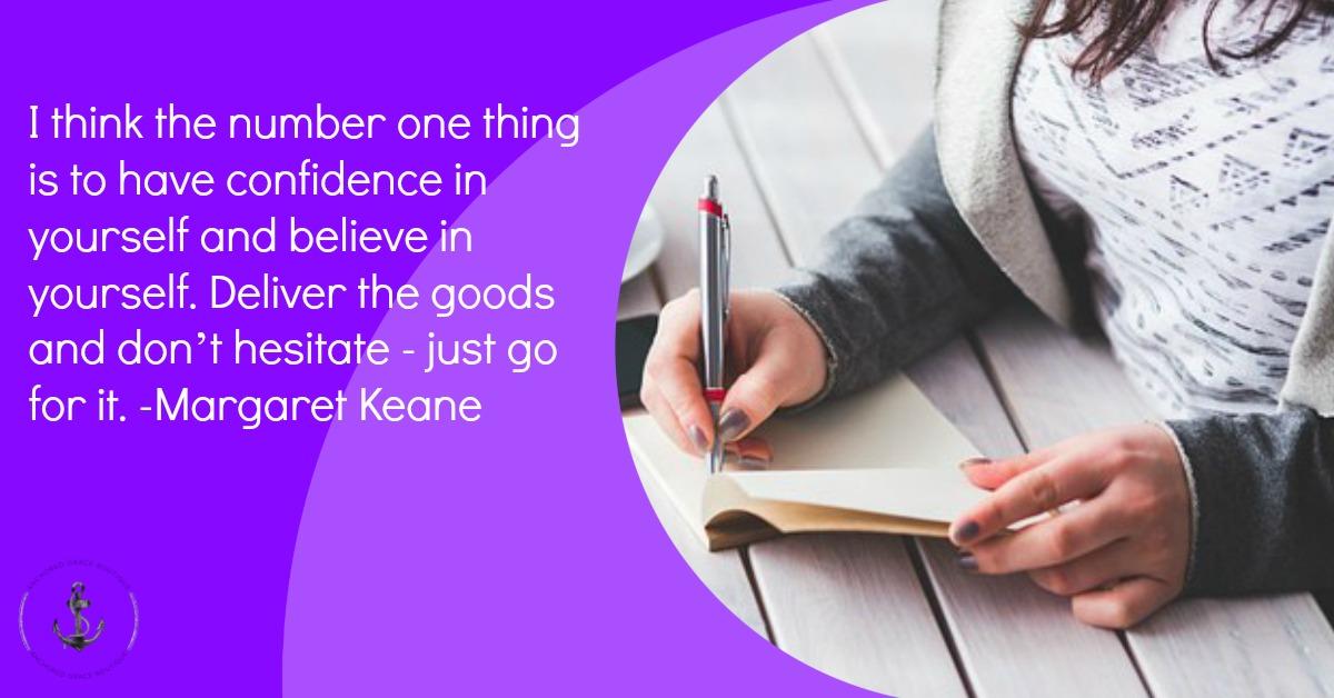 Margaret Keane Quote