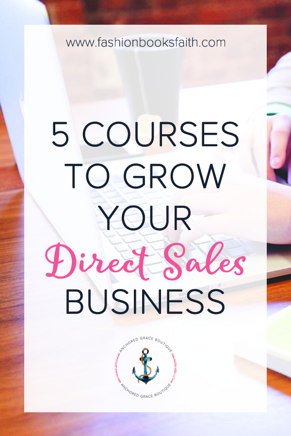 Grow Your Direct Sales Business