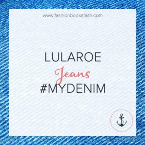 LuLaRoe Jeans #myDenim