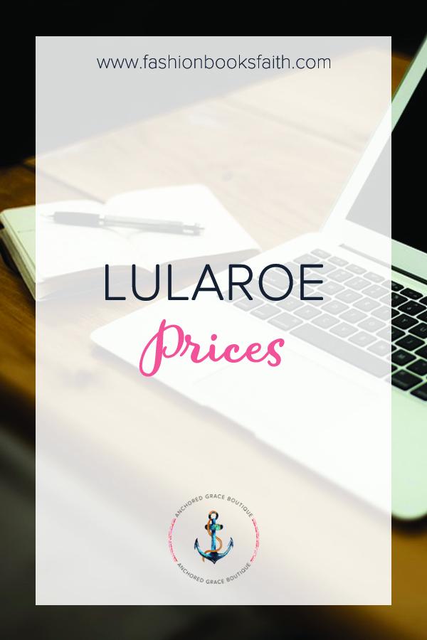 LuLaRoe Prices