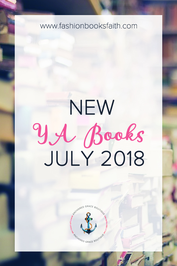 New YA Book July 2018