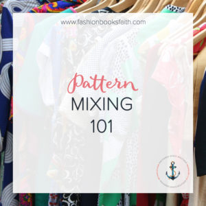 Pattern Mixing 101