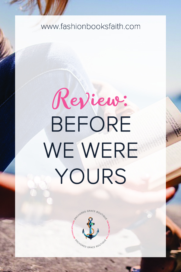 Review: Before We Were Yours