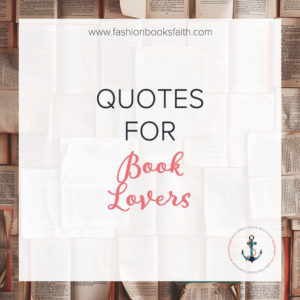 Quotes for Book Lovers