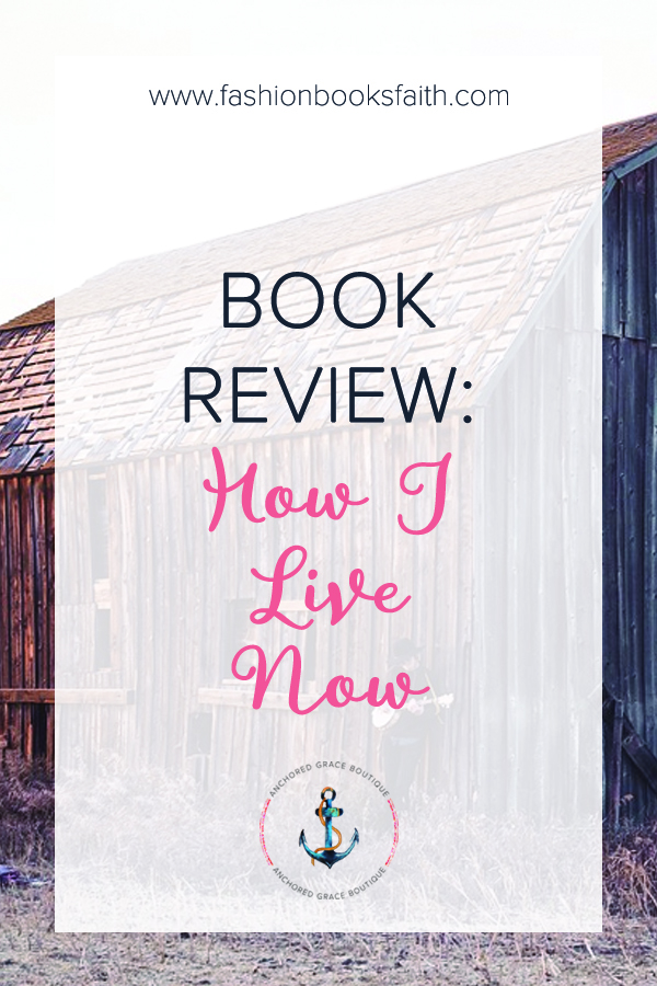Book Review: How I Live Now