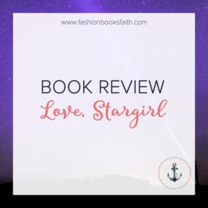 Book Review: Love Stargirl