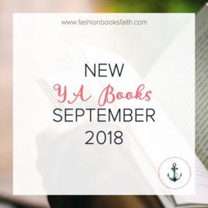 YA Books September 2018