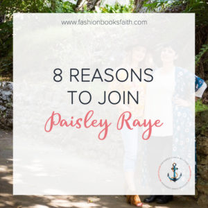 8 Reasons to Join Paisley Raye