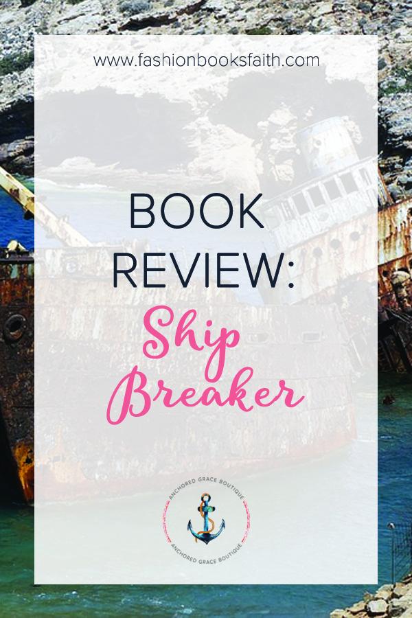 Book Review: Ship Breaker