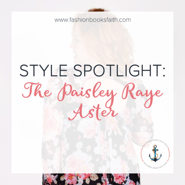 Style Spotlight: The Paisley Raye Aster
